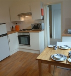 1-bed student flat £130/week
